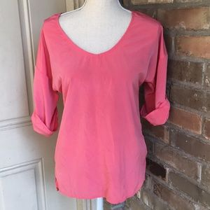 Pink Old Navy blouse